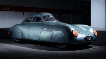 1939 Porsche Type 64 going to auction this summer